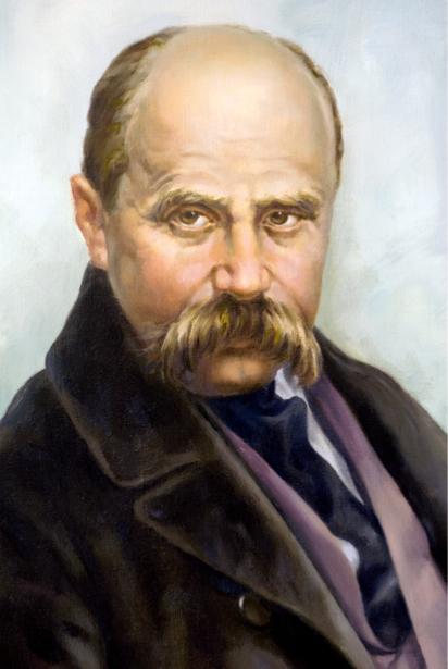 Тарас Григорович Шевченко (ukraine-0123)