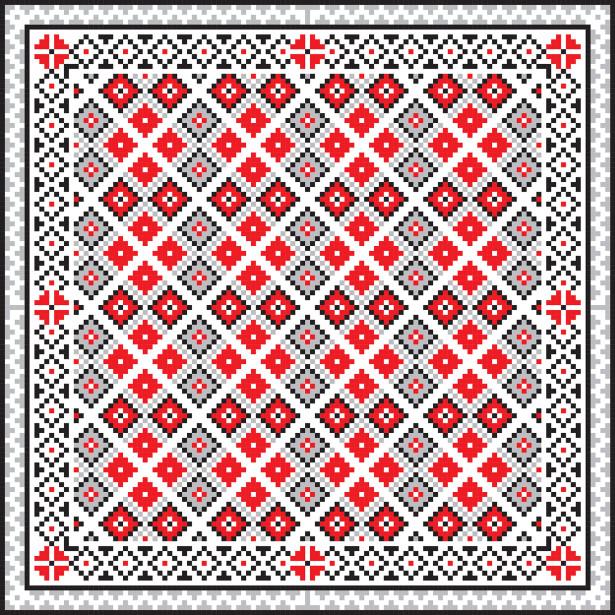 Скатерть ромб (0120)