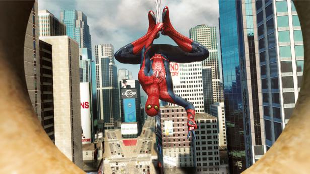 Детские фотообои человек-паук Spider Man (children-0000172)