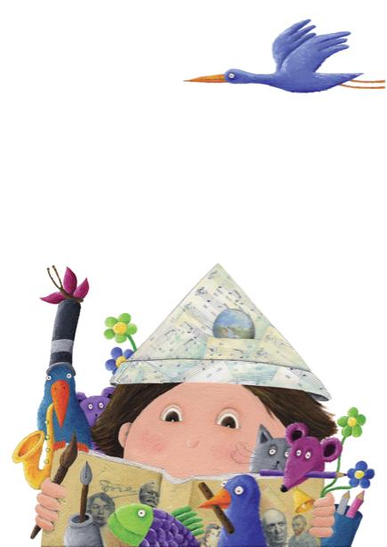 Девочка читает детские фотообои (children-0000304)