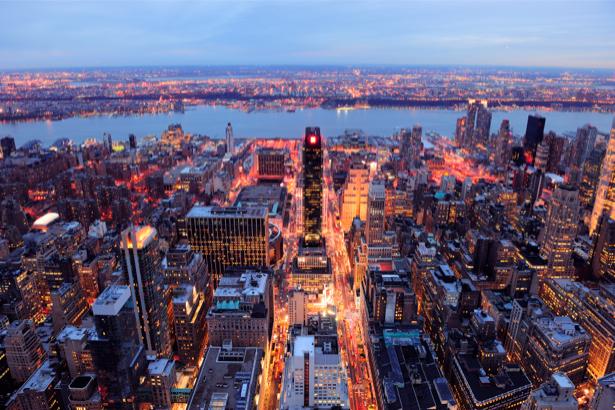 Фотообои Манхеттен, Нью-Йорк (city-0000149)