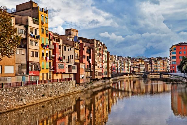 Фотообои Жирона, Испания, Европа (city-0000325)