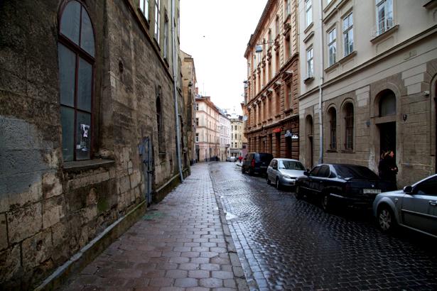 Фотообои Львов Украина Львiв (city-0000638)