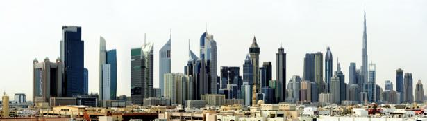Фотообои фото небоскрёбы дубай (city-0001172)