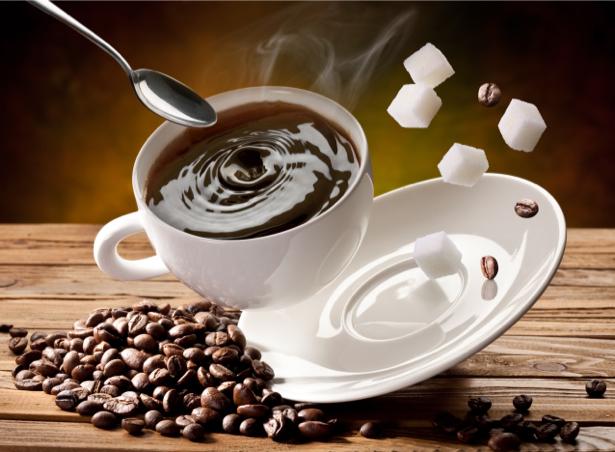 Фотообои в кухню кофейная композиция (food-0000248)