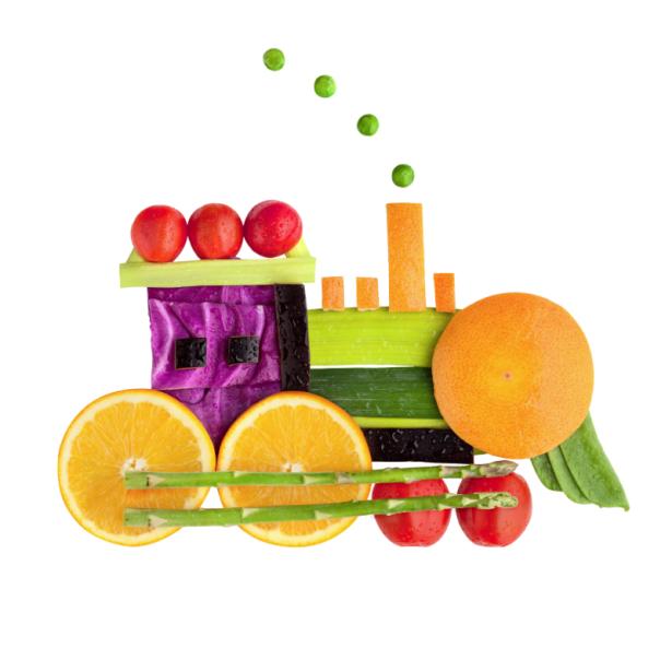 Фотообои кухня композиция из овощей (food-0000321)