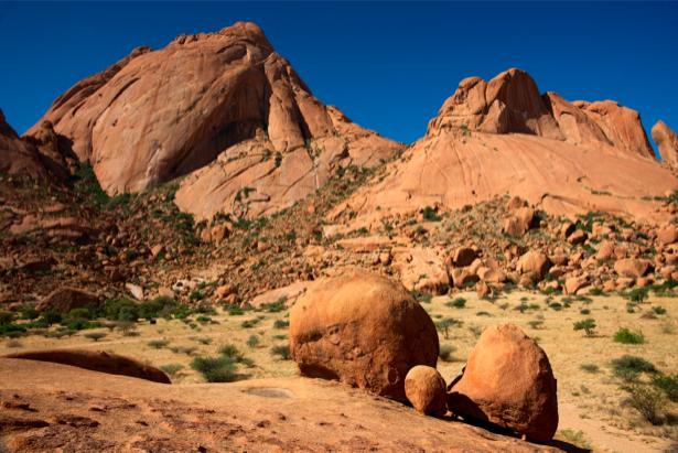Фотообои горы камни фото (nature-00184)