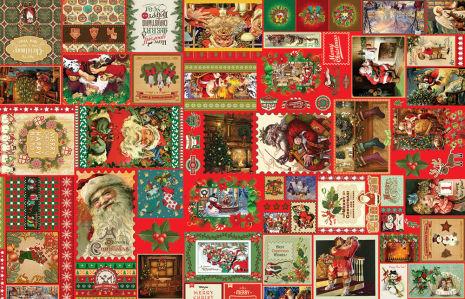 Скатерть Рождественская (0140)