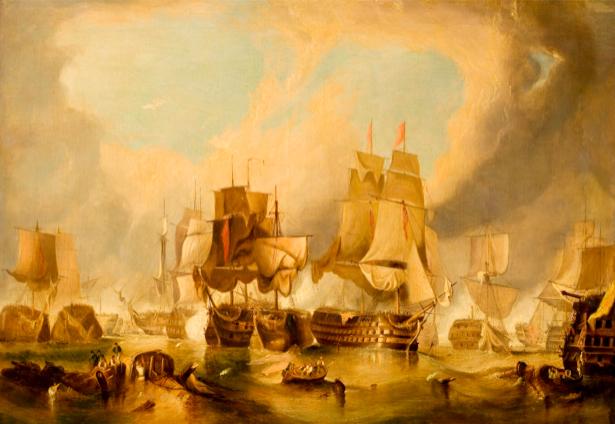 торговые суда в гавани (art-0000039)