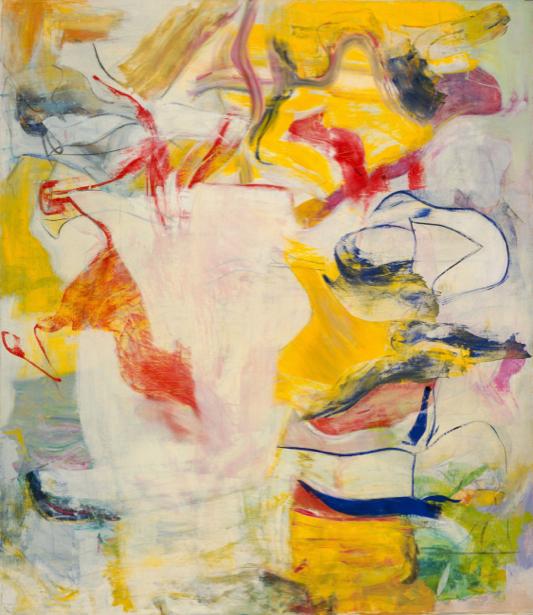 Виллем де Кунинг, экспрессионизм (art-0000661)