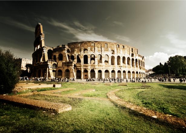 Фотообои Колизей Италия Рим Европа (city-0000408)