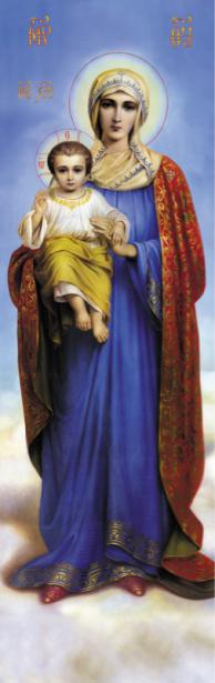 Икона Божией матери (icon-00033)