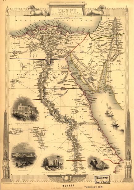 география, карты, старая карта (map-0000042)