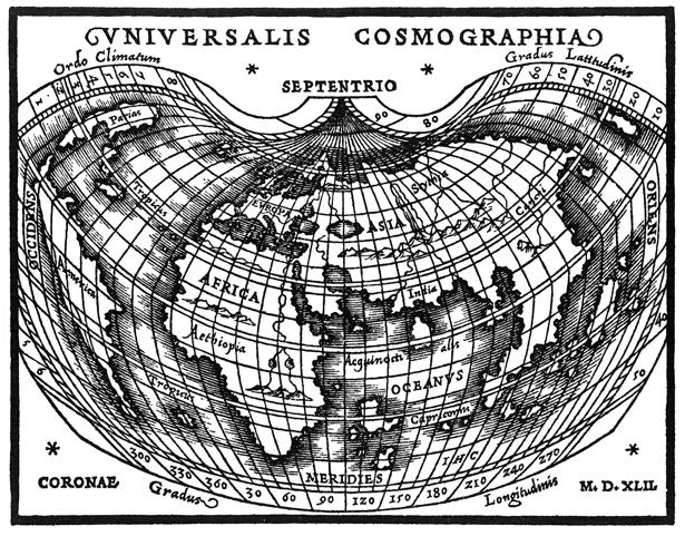 география, карты, старая карта (map-0000051)