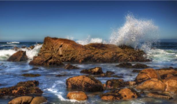 Фотообои на стену море берег (sea-0000087)
