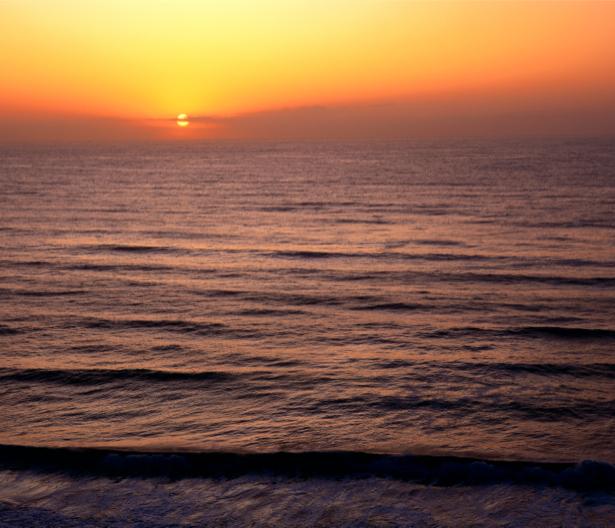 Фотообои море закат (sea-0000172)