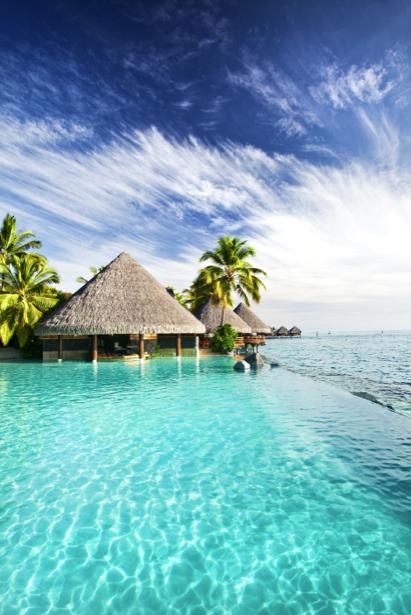 Фотообои море райский уголок (sea-0000324)