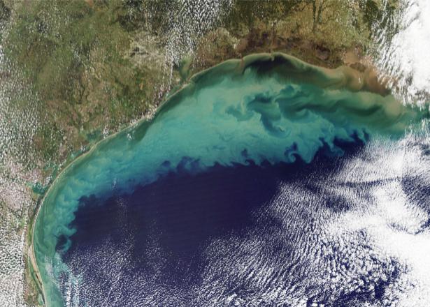 Фотообои на заказ суша и вода (terra-00140)