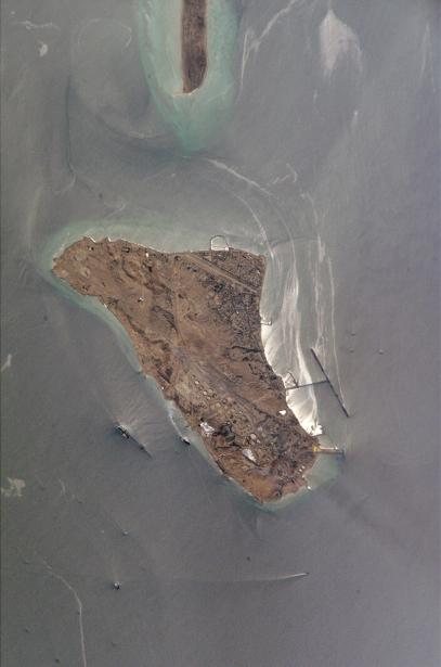 Фотообои NASA во льдах (terra-00276)