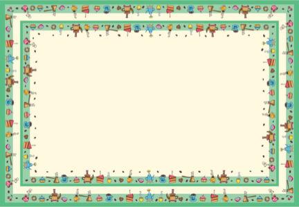 Скатерть для праздничного стола (0028)