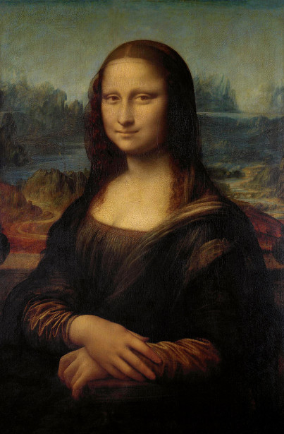 Мона Лиза (Джоконда) (art-789)