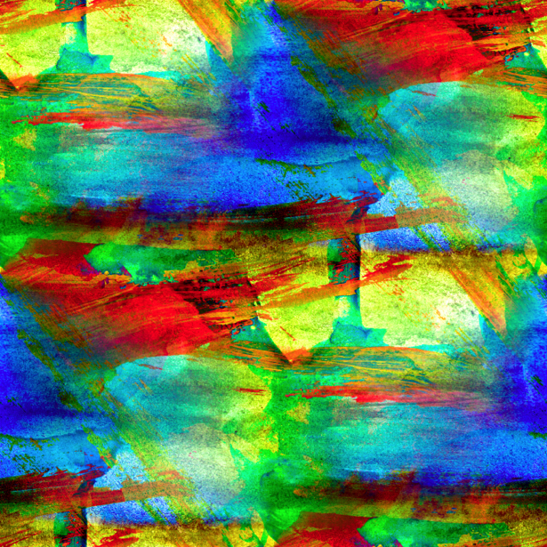 Фотообои синий и красный мазки (background-0000090)