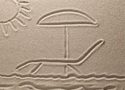 Фотошторы песок с рисунком (bathroom-curtain-00002)