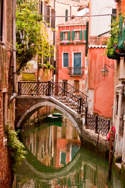 Фотообои старая Венеция, Италия, Европа (city-0000316)