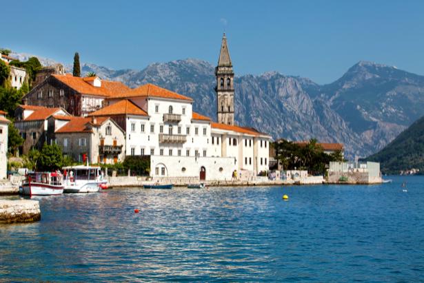 Фотообои черногория фото (city-0001021)