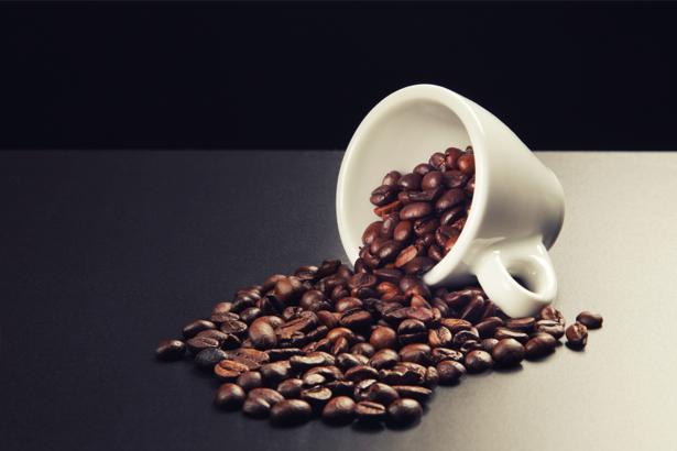 Фотообои в кухню зерна кофе (food-0000134)