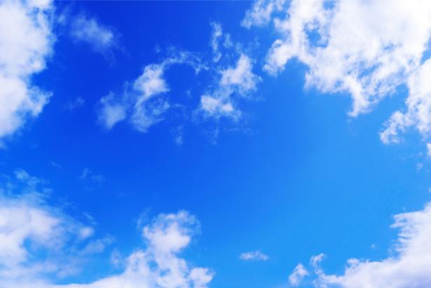 Фотообои голубое небо (sky-0000152)