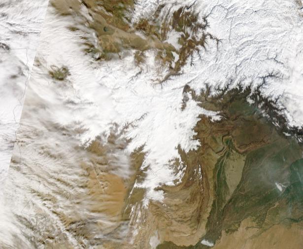 горы и снег (terra-00265)