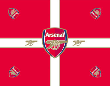 Скатерть Арсенал FС Arsenal (0054)