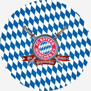 Скатерть Бавария FС Bayern (0060)