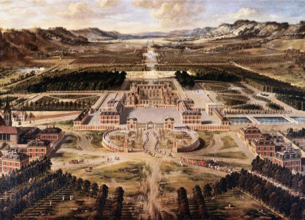 барокко франции, Дворцы Франции: Версаль (art-0000050)