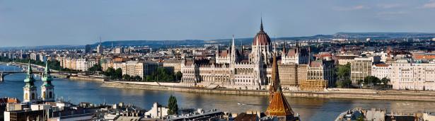 Фотообои набережная венгрия будапешт (city-0000077)