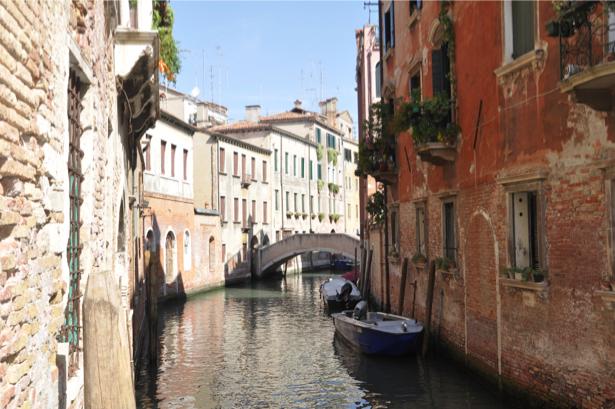 Фотообои старая Венеция, Италия, Европа (city-0000341)