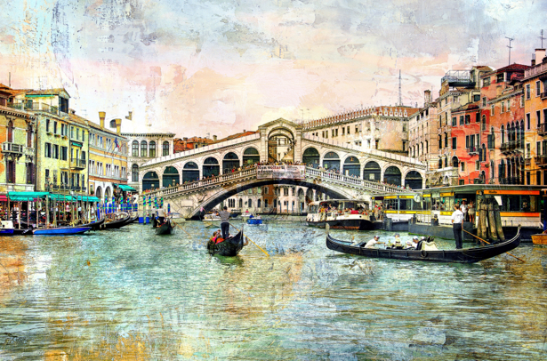 Фото обои Венеция Италия (city-0000369)