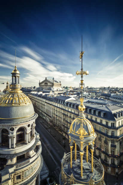 Фотообои Париж Франция (city-0000688)