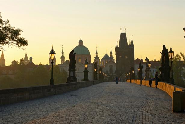 Фотообои Прага Чехия Карлов мост (city-0000709)