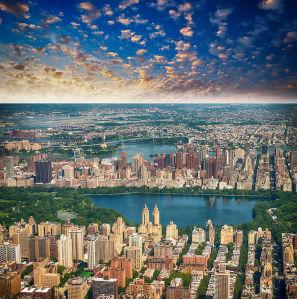 Фотообои центральный парк Нью - Йорк (city-1451)