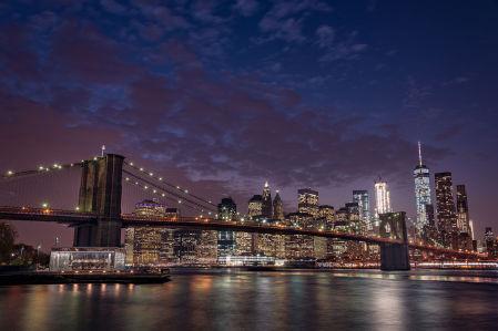Фотообои Бруклинский мост (city-1482)