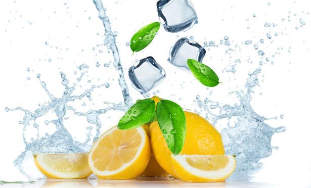 фотообои лимоны (food-329)