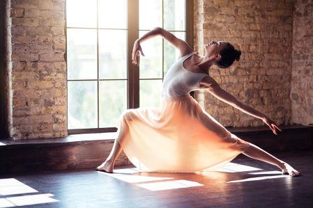 Фотообои Солнечный танец (glamour-312)