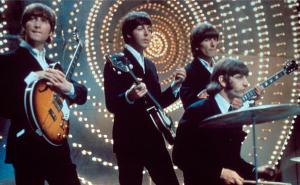 Фотообои The Beatles Битлз (retro-vintage-0000076)