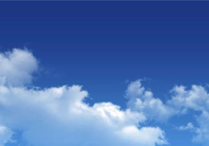 Фотообои в зал небо с облаками (sky-0000118)