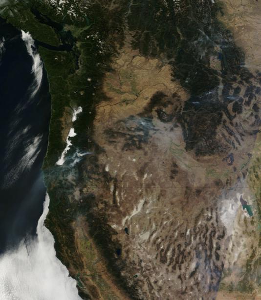 Фотообои фото земля вид сверху (terra-00087)