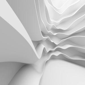 3D фотообои Ребристые (3d2)