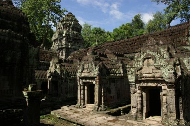 Фотообои священный меч храм Камбоджи (city-0000123)