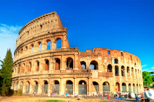 Фотообои колизей, италия, рим (city-0000304)